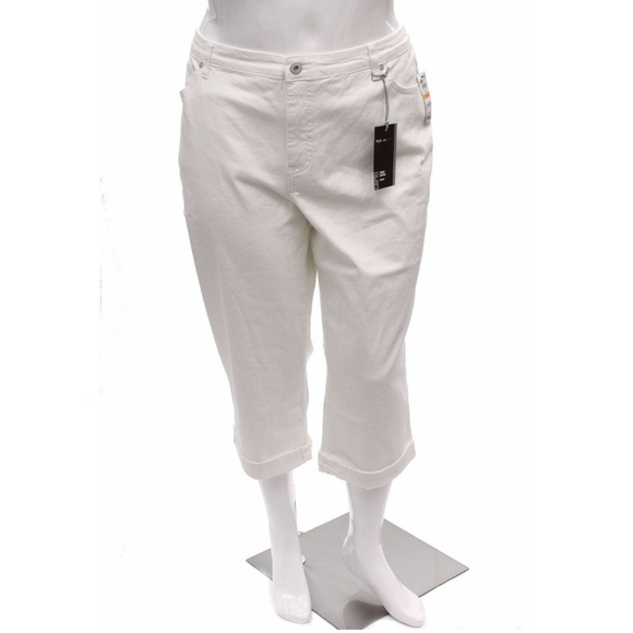 c95877df13a48 StyleCo Plus Size Jeans Capris